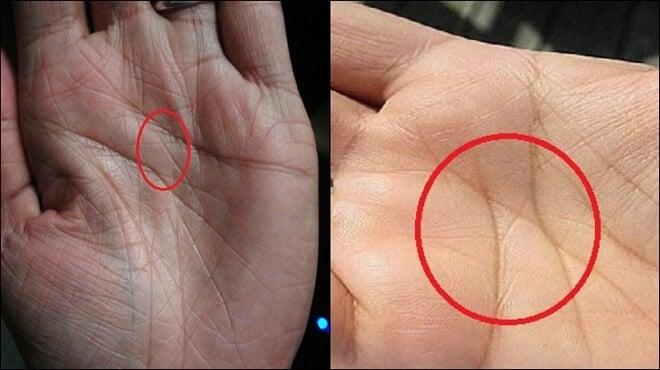 """Você tem a letra """"X"""" na sua mão? Isso é o que ela significa"""