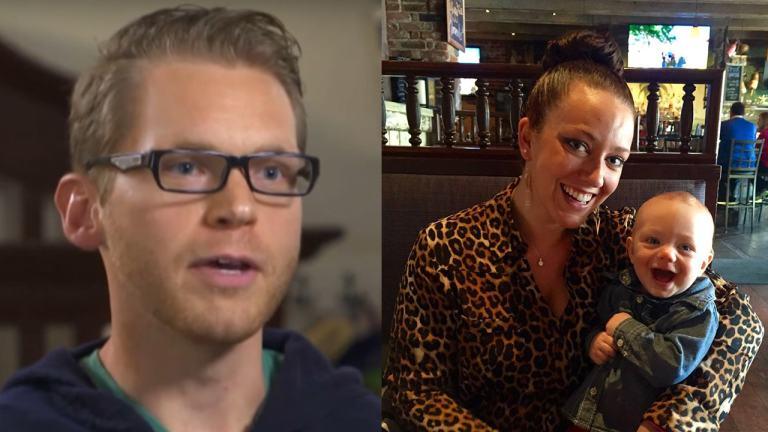 Homem cego tem a mais linda reação do mundo ao ver sua esposa pela primeira vez