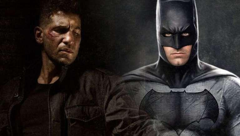7 provas de que o Justiceiro poderia dar uma surra no Batman
