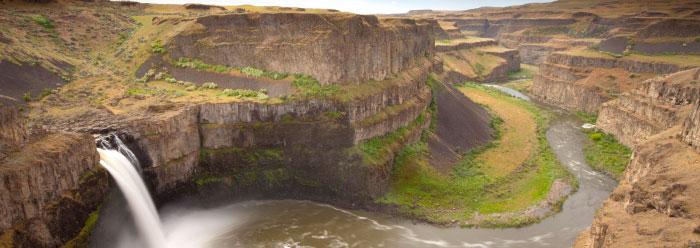 Esse lugar foi formado por inundações e enganou cientistas por anos