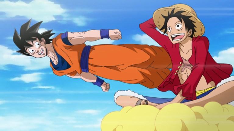 Criador de One Piece já fez a sua versão de Dragon Ball e o resultado é épico