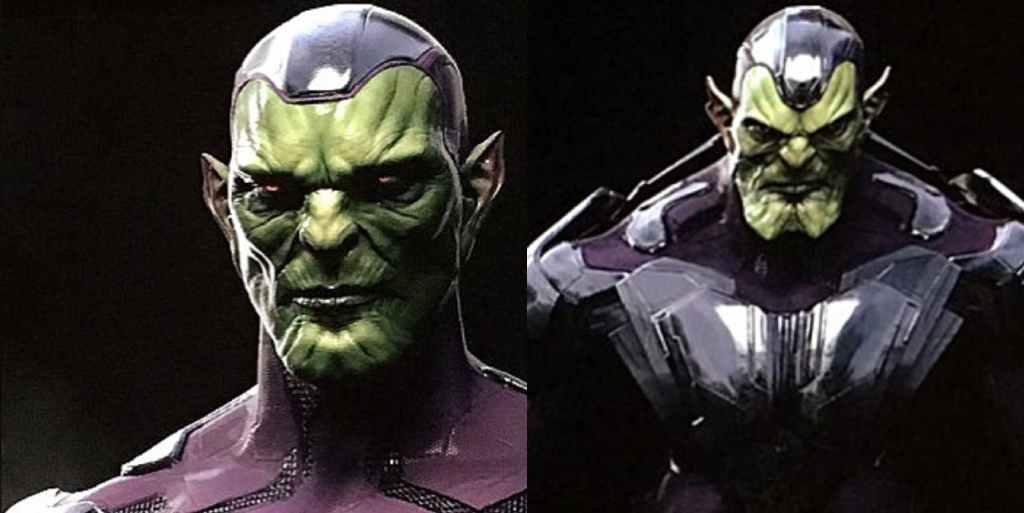 Skrulls And Super Skrull From Captain Marvel 1024x513, Fatos Desconhecidos