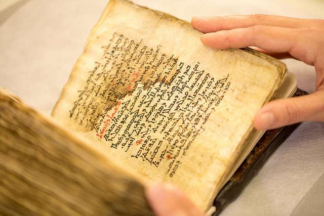Raios-X de escritura bíblica antiga revela textos científicos que foram apagados