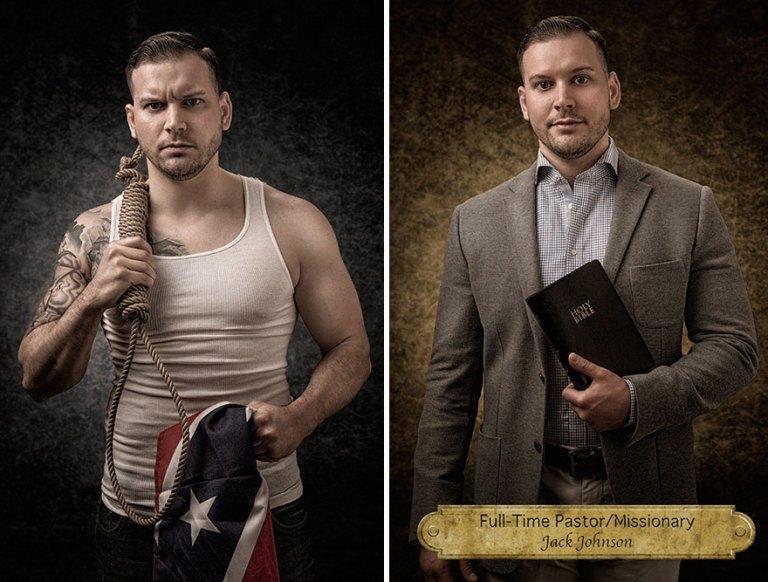 Um fotógrafo desafia nossos preconceitos com fotos estereotipadas e a realidade