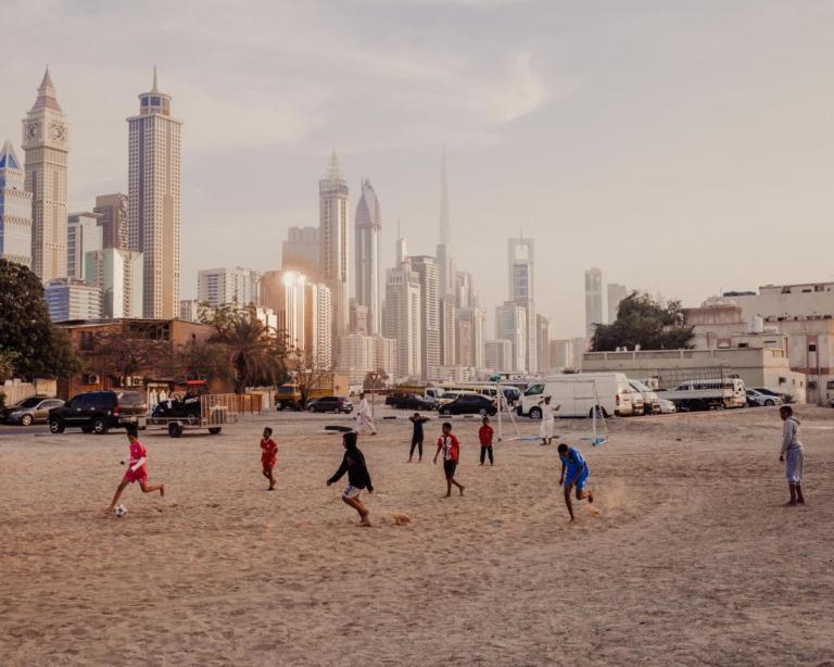 18 imagens que mostram o lado oculto de Dubai