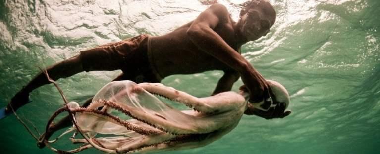 Conheça os primeiros seres humanos com o corpo evoluído para o ambiente aquático