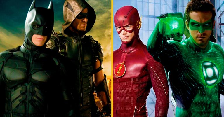 7 personagens que a DC nunca irá deixar participar do Arrowverse