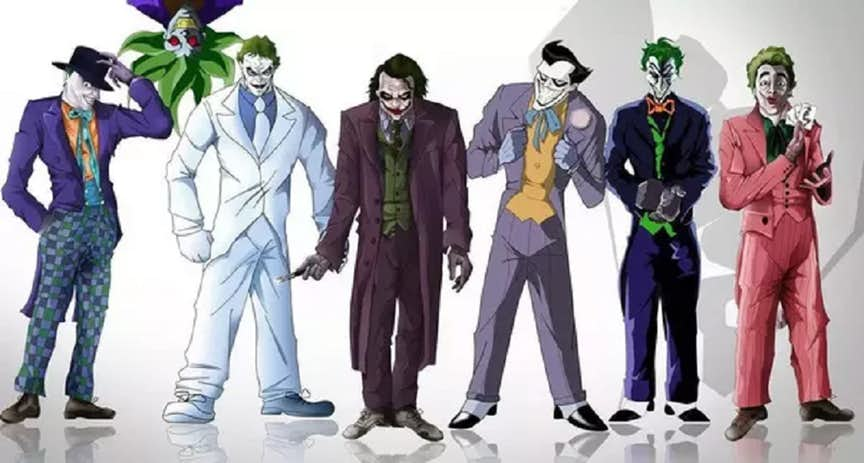 Different Joker Styles, Fatos Desconhecidos