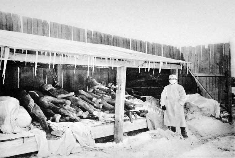 As coisas grotescas que os japoneses fizeram na Unidade 731