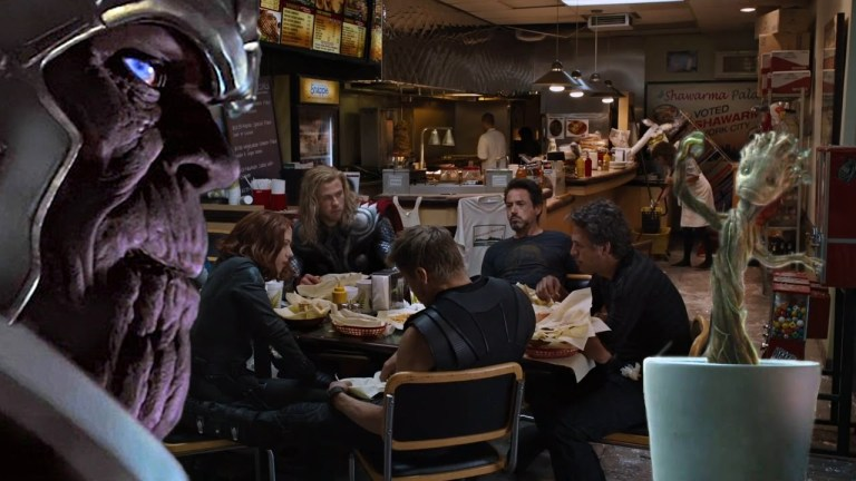 Chefão da Marvel revela qual é a sua cena pós-crédito favorita