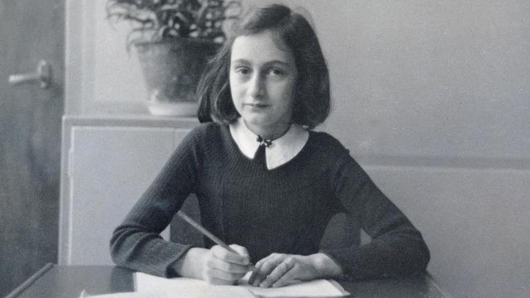 Revelaram páginas censuradas do diário de Anne Frank e é bem diferente do que esperávamos