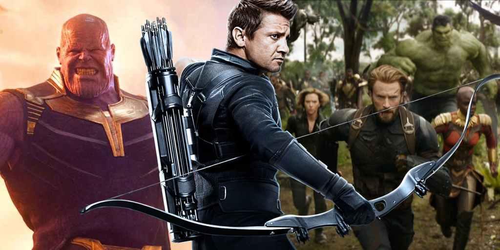 Hawkeye Infinity War 1024x512, Fatos Desconhecidos