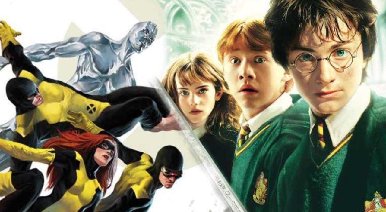 Stan Lee sugere crossover da Marvel com Harry Potter para J. K. Rowling