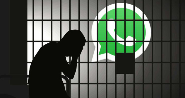 7 crimes que muitos cometem ou já cometeram pelo WhatsApp