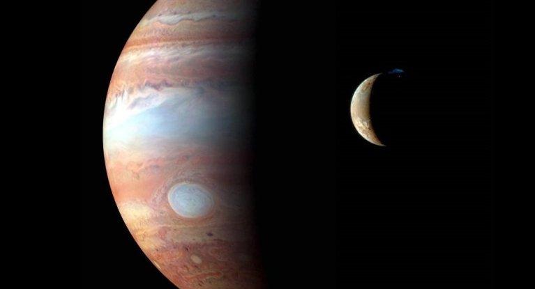 Foram descobertas 12 novas luas ao redor de Júpiter