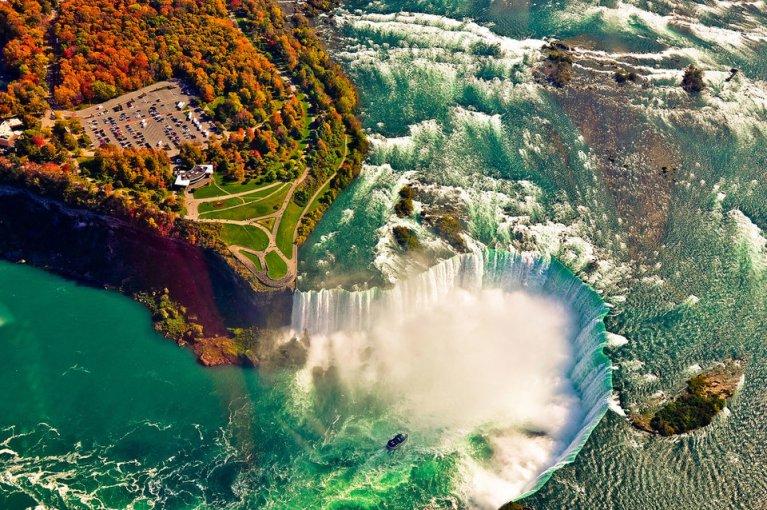 8 maravilhas naturais impressionantes que todos deveriam visitar antes de morrer
