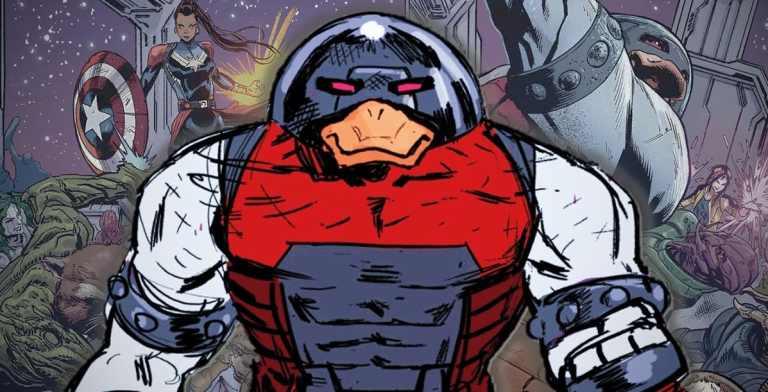 Howard, o Pato, é o novo Fanático da Marvel