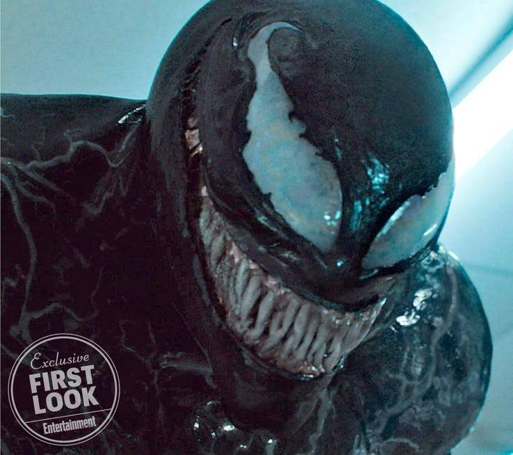 Tom Hardy Transformed In The Venom Movie, Fatos Desconhecidos