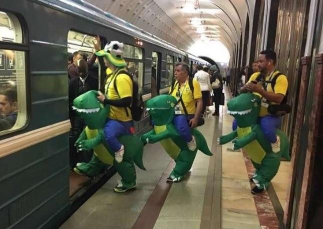 10 coisas vistas em metrôs que vão te deixar espantado