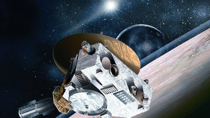 NASA pode ter detectado o fim do Sistema Solar, uma gigante parede negra