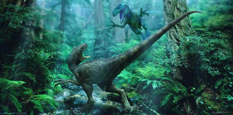 7 coisas que você não sabia sobre velociraptors
