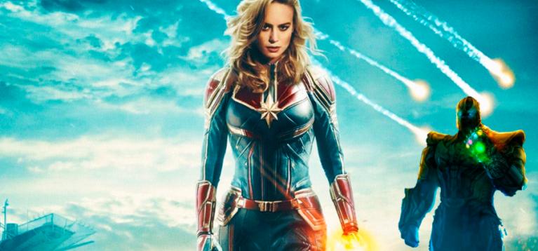 7 provas de que Thanos deveria morrer de medo da Capitã Marvel