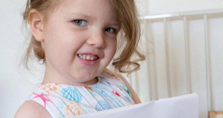 Essa menina de apenas 3 anos tem o QI mais alto que o de Einstein e Hawking