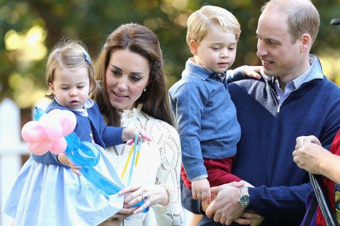 Entenda porque o príncipe William e Kate Middleton não têm a guarda de seus filhos