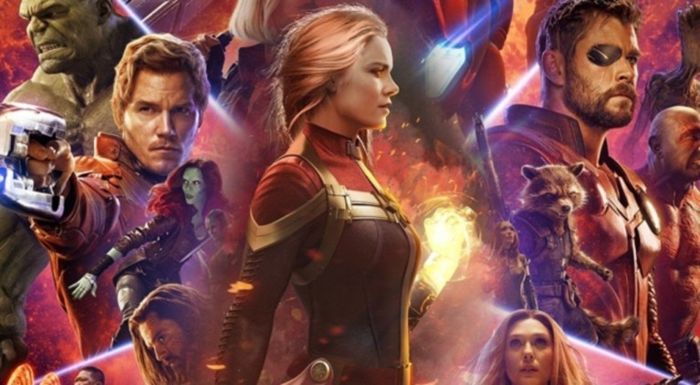 Fãs encontram importante referência a Capitã Marvel em Vingadores: Guerra Infinita