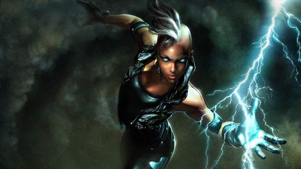 Fantasy Art Marvel Comics Storm Character Superheroines Wallpaper 1024x576, Fatos Desconhecidos