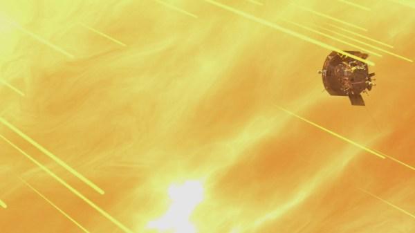 Illustration Of Parker Solar Probe 600x337, Fatos Desconhecidos