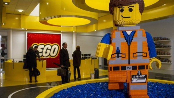 Lego 600x338, Fatos Desconhecidos