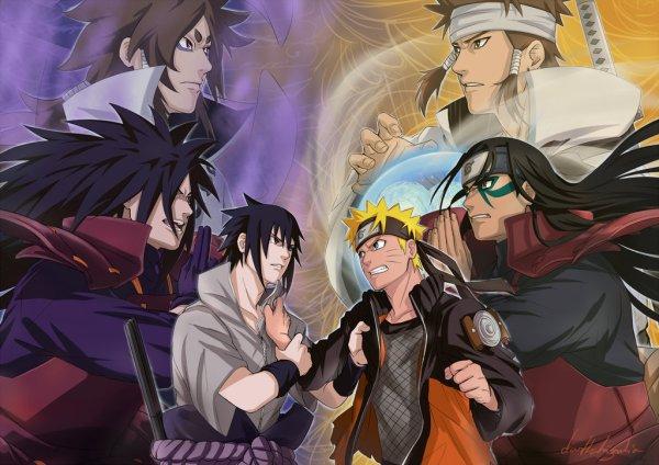 Naruto   Reincarnations By Darthshizuka Daze18z 600x424, Fatos Desconhecidos