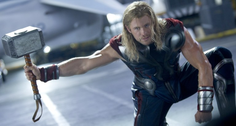 Arte conceitual antiga mostra um visual bem diferente para o Thor