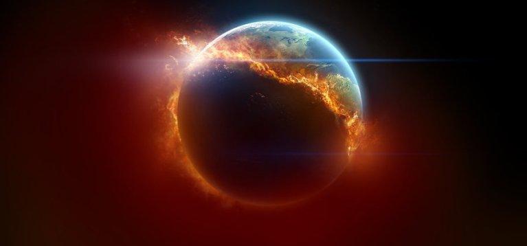 Essas são todas as previsões da ciência para o fim do mundo