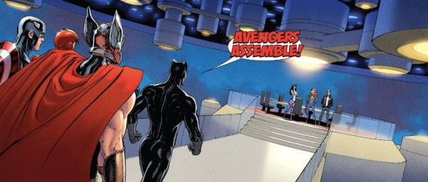 Avengers Black Panther Assemble 1134647 600x256, Fatos Desconhecidos