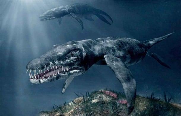 """7 """"dinossauros"""" marinhos mais incríveis que já existiram"""