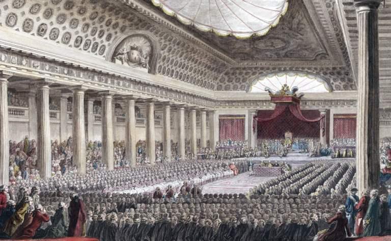 Como surgiram a direita e a esquerda na história da política?