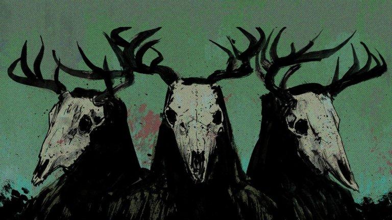 A lenda de Wendigo, criatura do inverno que se alimenta de carne humana