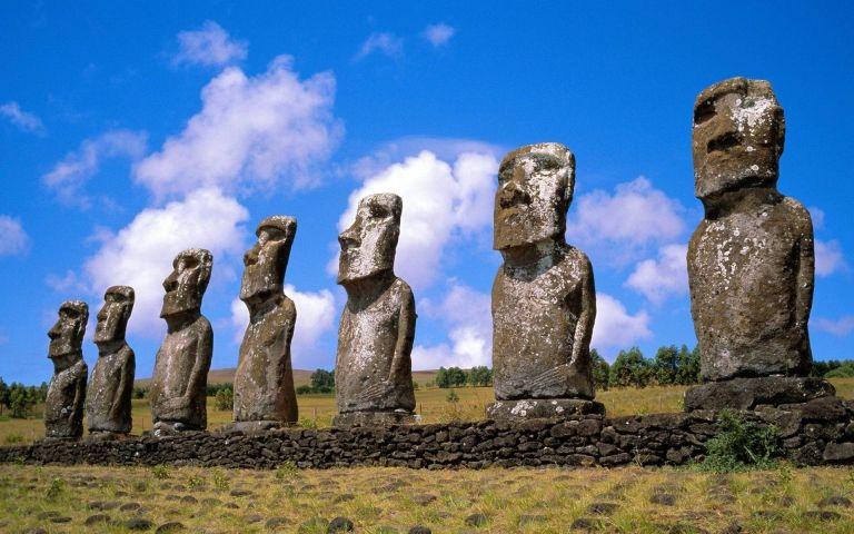 Cientistas talvez desvendaram o mistério da Ilha de Páscoa