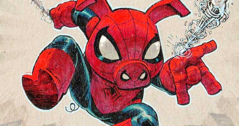 7 coisas que você precisa saber sobre Spider-Ham, o verdadeiro Porco-Aranha