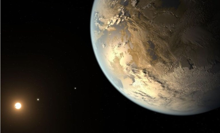 Conheça o planeta parecido com a Terra que pode abrigar vida