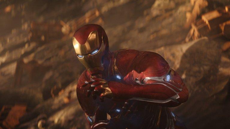 Artes conceituais mostram uma armadura bem diferente para Tony Stark
