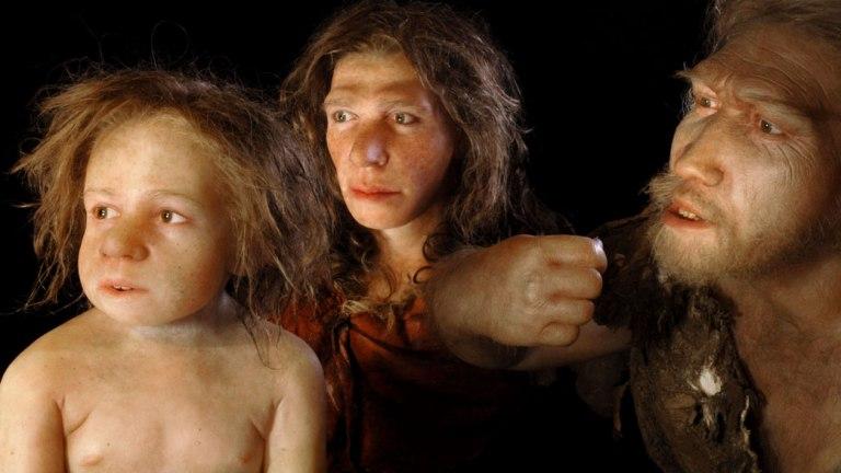 Neandertais poderiam ser tão violentos quanto os primeiros homens