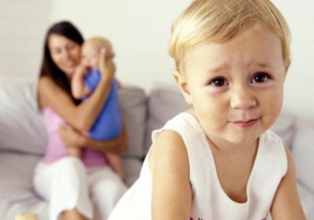 Cientistas comprovam que o segundo filho é o mais problemático