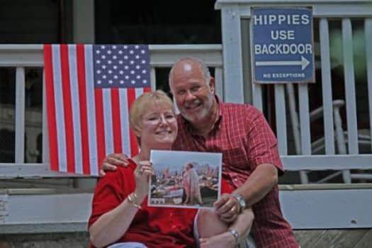 A linda história do casal símbolo de Woodstock que está junto até hoje