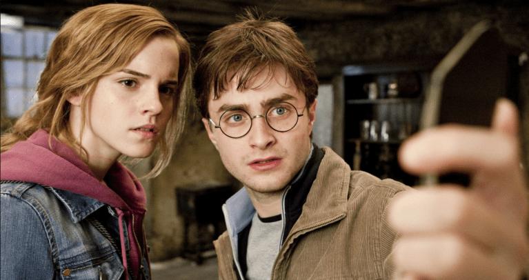 7 coisas que a Hermione pode fazer e o Harry não