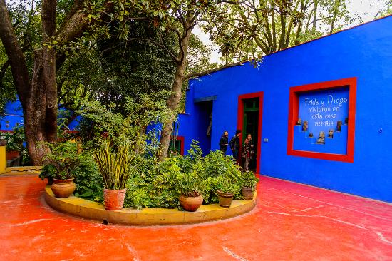 Casa Azul, Fatos Desconhecidos