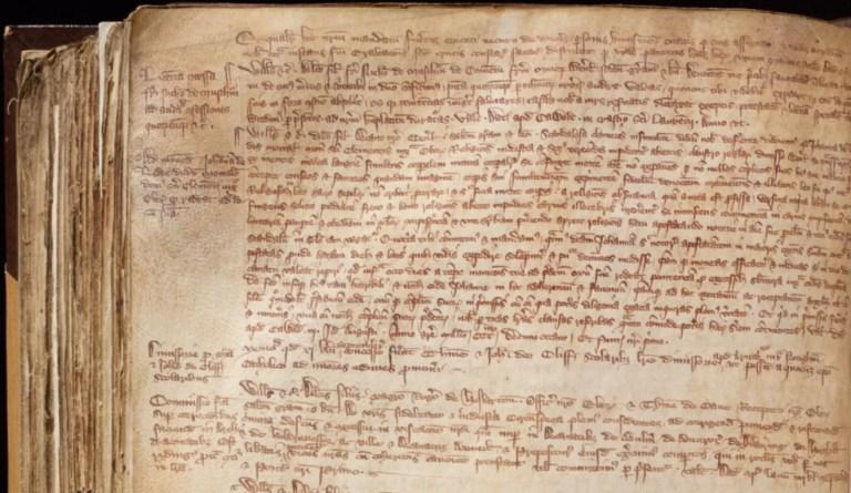Manuscrito revela história de freira que fingiu a própria morte para fugir de convento