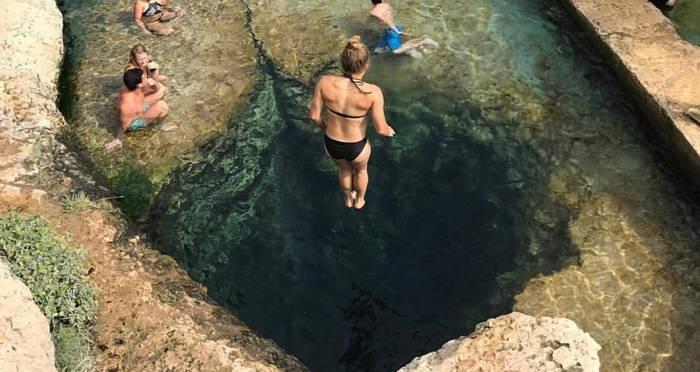 Conheça o poço Jacob, uma maravilha da natureza extremamente perigosa
